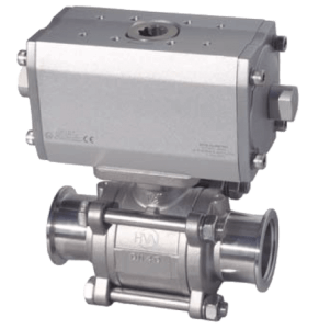 Pneumatic Ball Valve Slide Valves